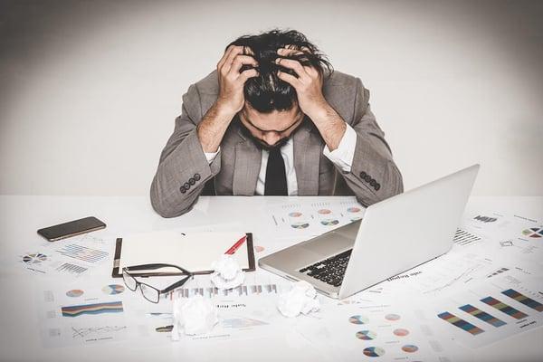 職場のストレス限界